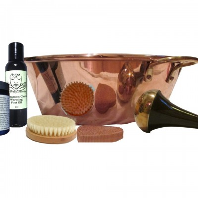 Ayurvedic Foot Rejuvenation / Pedicure Kit