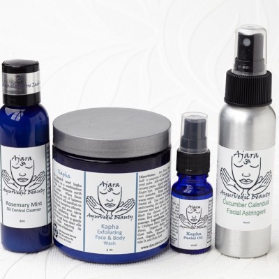 Kapha Facial Set (Oily/Dull/Clogged)
