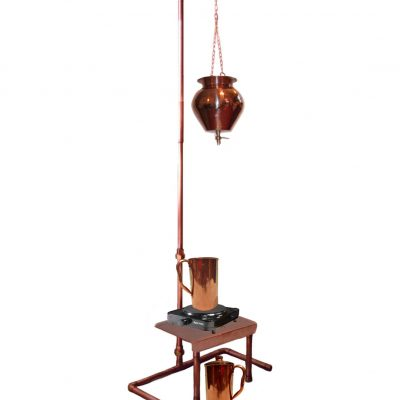Shirodhara-Complete-System-in-Copper